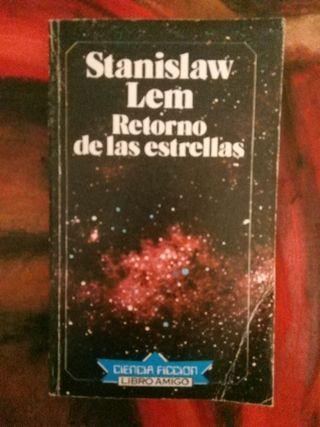 stanislaw lem retorno de las estrellas
