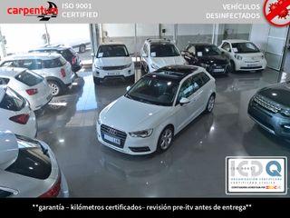 Audi A3 SPORTBACK 2.0TDI CON TECHO SOLAR