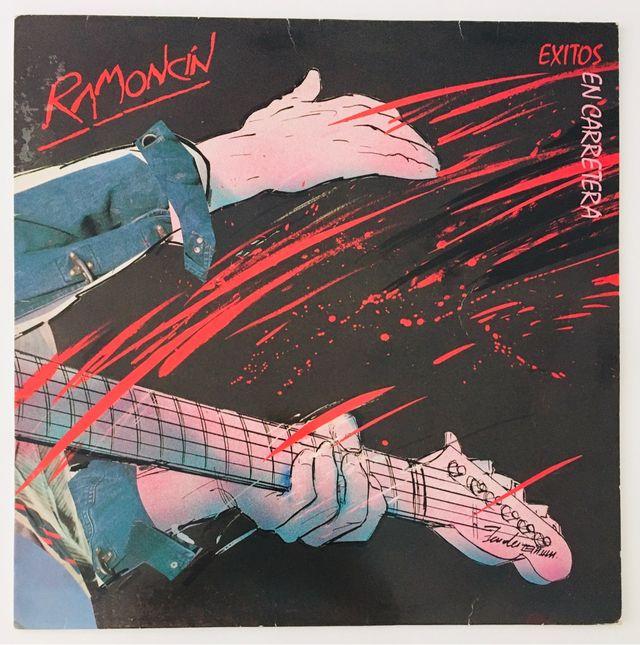 RAMONCIN : Exitos en carretera Disco Vinilo LP