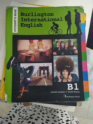 Libro Ingles Burlington B1