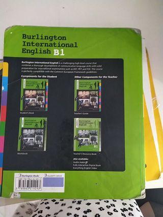 Libro Ingles Burlington B1
