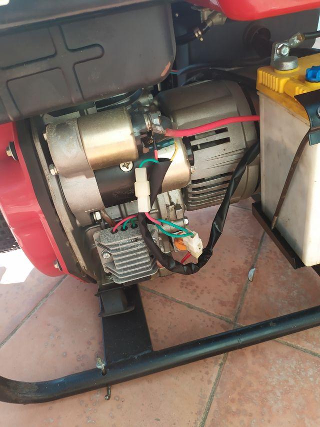 Yanmar Diesel Generador 3kw