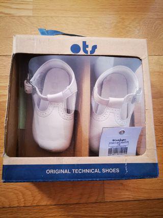 zapatos bebé Ots