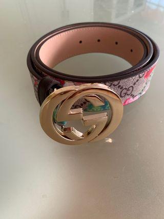 Gucci blooms ORIGINAL belt / cinturon nuevO