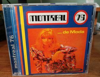 MONTREAL 76 - ...De Moda. Cd