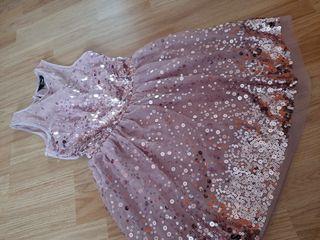 Vestido NUEVO niña 6-7 años