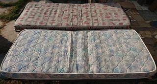 camas plegables portátil somier sofá colchón