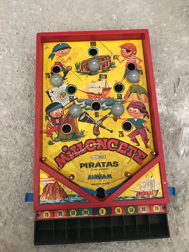 Pinball airgam