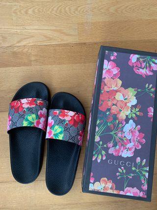 GUCCI sandals ORIGINAL NUEVOS