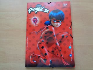 Carpeta Ladybug nueva