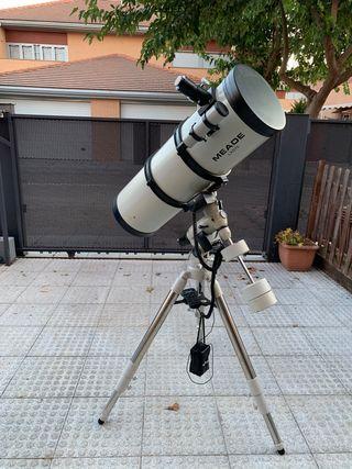 "Telescopio Meade 10/LXD-75 10"" F/4 Schmidt-Newtoni"