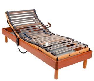 cama articulada individual elèctrica