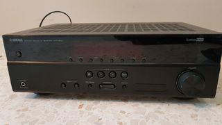 amplificador yamaha htr 2067
