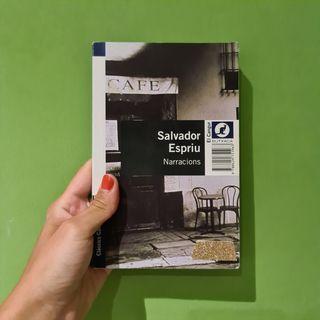 Narracions, Salvador Espriu
