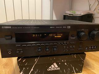 Amplificador Home cinema Yamaha + altavoces