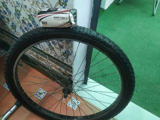 llanta bicicleta aluminio hago envíos España