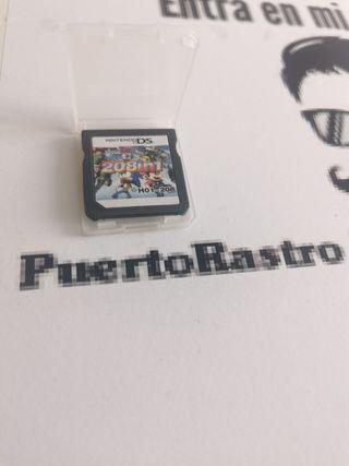 Cartucho de juegos Nintendo ds