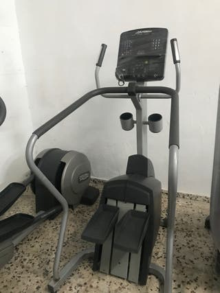 step escalera Life fitness