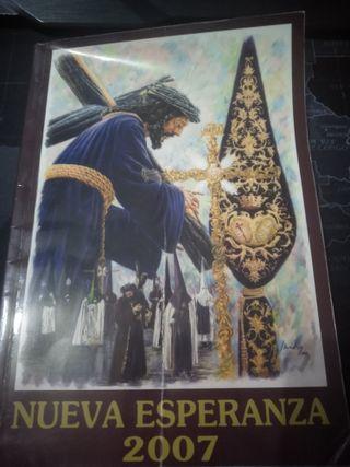 SEMANA SANTA DE MALAGA LIBRO ITINERARIO COFRADIA
