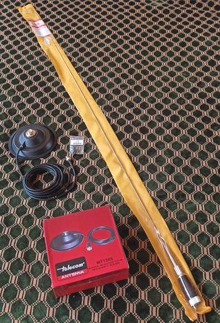 Antena de coche para localizadores Garmin.