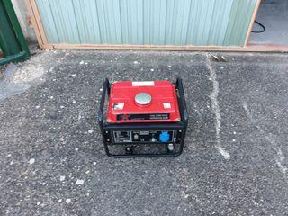 Se vende generador eléctrico con motor de gasolina