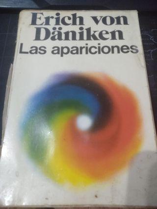 LIBRO - LAS APARICIONES - ERICH VON DANIKEN -1975