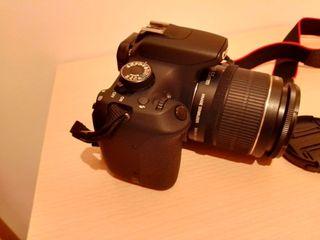 Cámara de fotos réflex EOS rebel T5