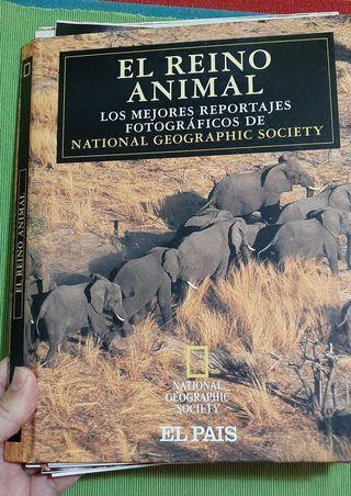 libro reino animal