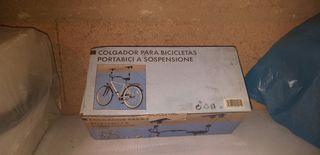 colgador bicicletas