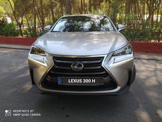 Lexus NX300H 2016