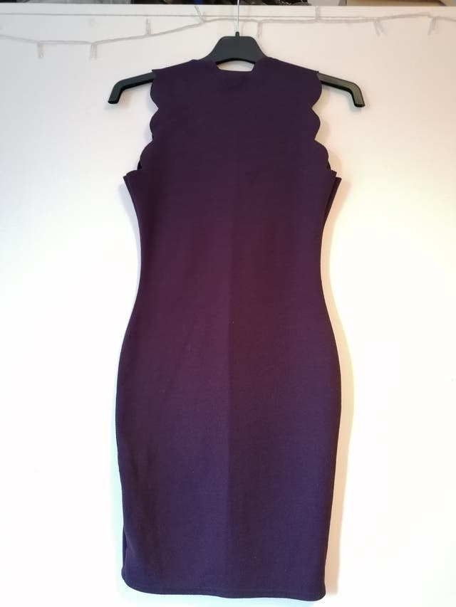 Trim Bodycon Dress