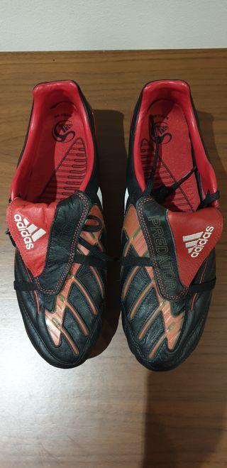 Tenis/botas fútbol-tacos Adidas