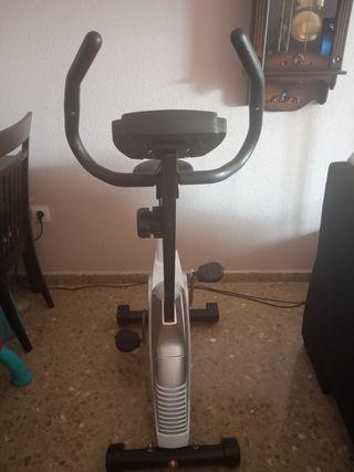 Bicicleta estática fitness ZT100