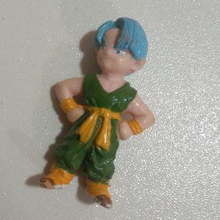 figura trunks ab toys dragon ball muñeco mini bs