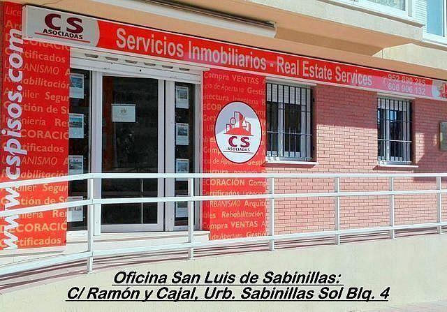 Ático en alquiler en San Luis de Sabinillas en Manilva (San Luis de Sabinillas, Málaga)