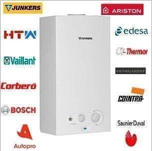 Calentador JUNKERS WR11-2B gas natural