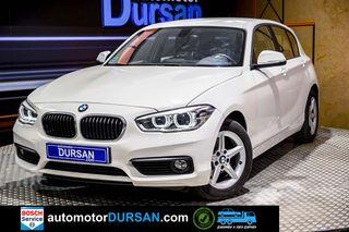 BMW 116 LED START STOP NAVI SENSORES TRASEROS