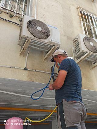 Reparaciónes Aire acondicionado y lavadora