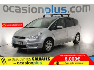 Ford S-Max 1.8 TDCI Trend 92 kW (125 CV)
