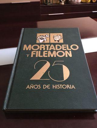 Mortadelo especial 25 años