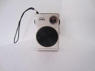 Radio transistor AIWA AR-777 antigua ocasion