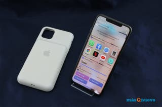 IPHONE 11 PRO MAX 64 GB + FUNDA CARGADOR A2180