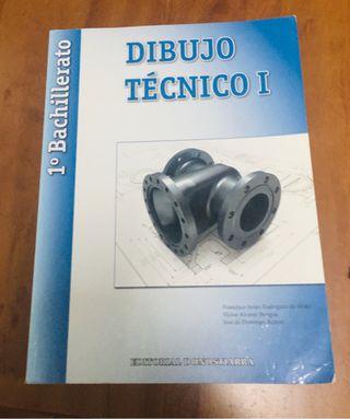 Libro de Dibujo Técnico primero Bto