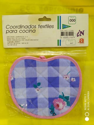 Pack 2 manoplas cocina