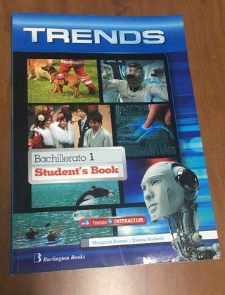 Student's book primero Bto (Trends)