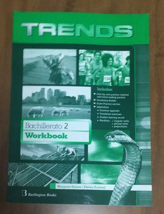 Workbook Segundo bachillerato (Trends)