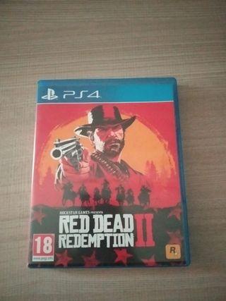 Red Read Redemption 2