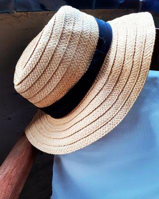 Sombrero rafia Nuevo
