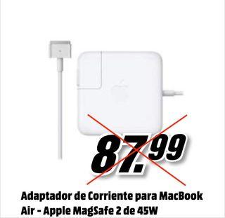 Cargador compatible Macbook Air Nuevo ESTRENO