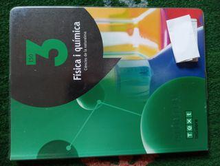 Física i química 3. Ed Text-La galera.